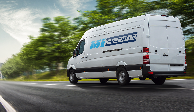 Sameday Courier M I Transport Ltd Courier Vehicle Types
