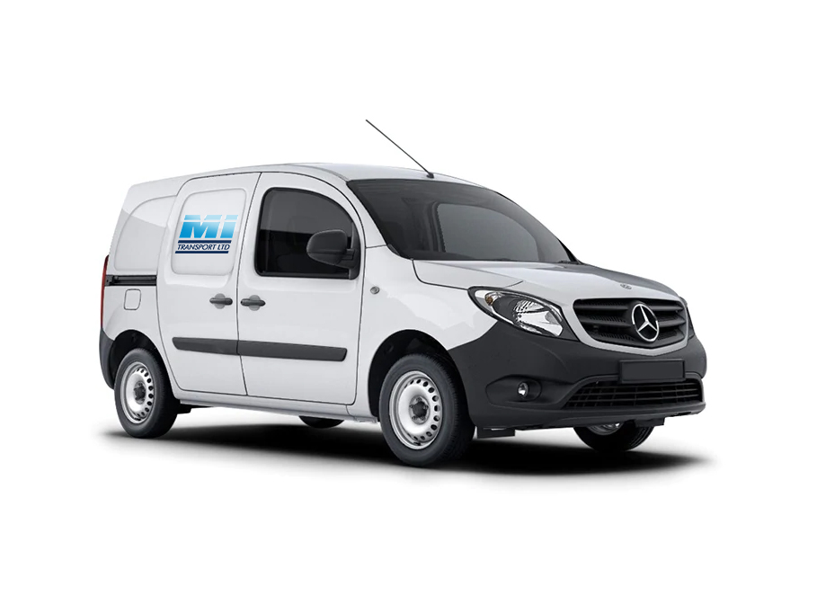 Courier Vehicle Types M I Transport